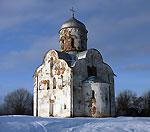 Фотография: Церковь Николы на Липне