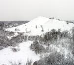 Фотография: Бывшие шахты в Зарубино
